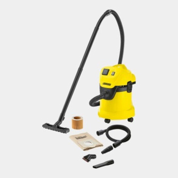KARCHER WD3 Workshop